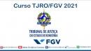 TJRO/FGV 2021