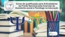 Articulador para inserção do Serviço Social e Psicologia na Educação