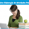 Elaboração de  Atividades Pedagógicas