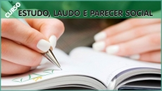Curso Estudo, Laudo e Parecer Social